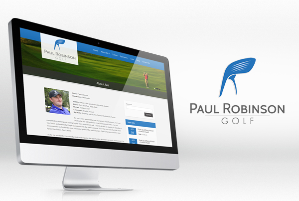 Paul Robinson Golf